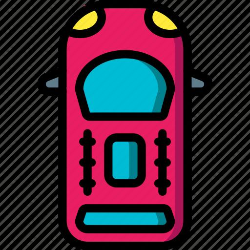car, motor, sports, top, transportation, vehicle icon