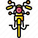 car, motor, motorbike, transportation, vehicle icon