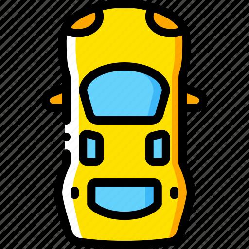 car, motor, top, transportation, vehicle icon