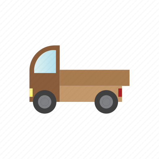 delivery, direct, lorry, transport, truck, van, vehicle icon
