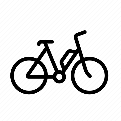 Bicycle, bike, cycling, ebike, electric, transport, travel icon - Download on Iconfinder
