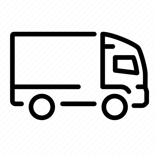 Automobile, delivery, logistic, logistics, transportation, truck, vehicle icon - Download on Iconfinder