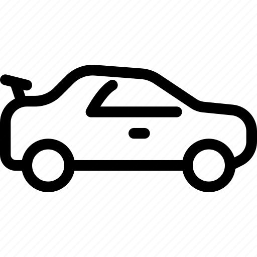road, roadster, transport, transportation, vehicle icon