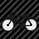 bike, transport, transportation icon