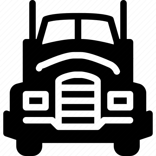 transport, transportation, travel, truck, vehicle icon
