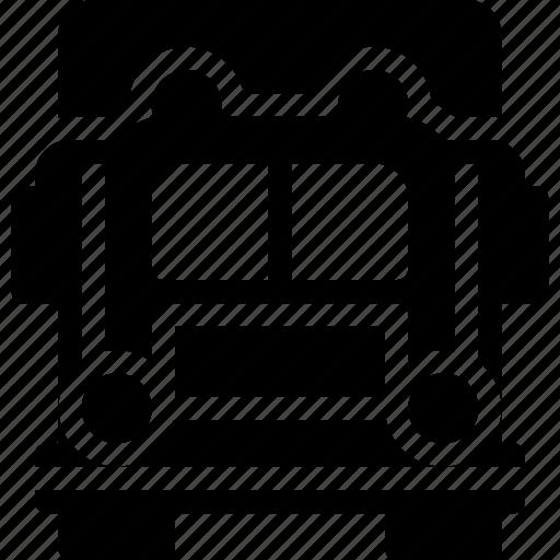 transport, transportation, travel, truck, vehicle icon