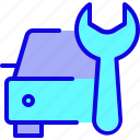 car, repair, service, support, transport, transportation, vehicle icon