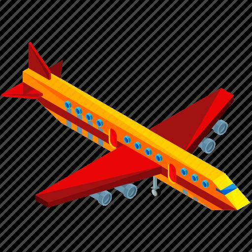 aeroplane, aircraft, transport, transportation, travel, vehicle icon