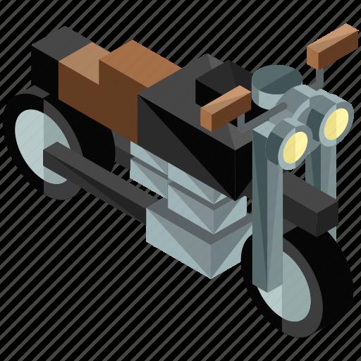 bike, motorcycle, transport, transportation, travel, vehicle icon