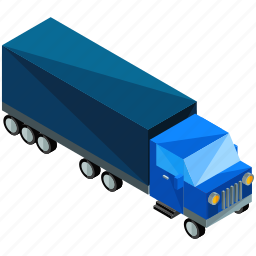 delivery, lorry, transport, transportation, truck, vehicle icon