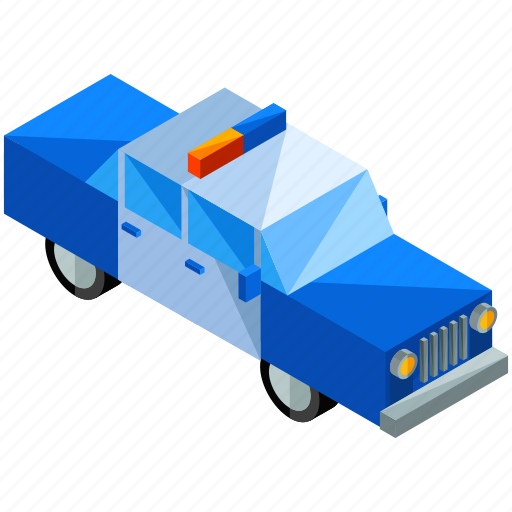 Car, police, automobile, transport, transportation, travel, vehicle icon - Download on Iconfinder