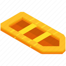 boat, outdoor, outdoors, raft, transportation, vessel icon