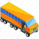 bus, school, transport, transportation, travel, vehicle