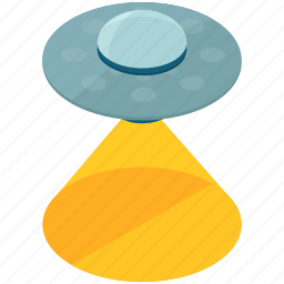 alien, space, spacecraft, spaceship, transportation, ufo icon