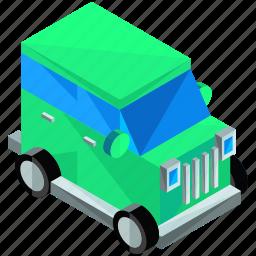 car, transport, transportation, travel, van, vehicle icon