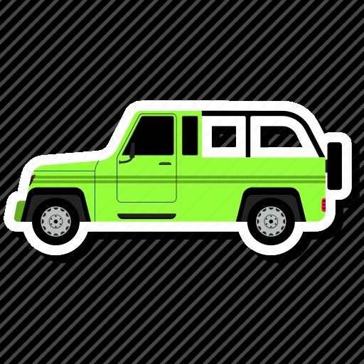 car, part, van, vehicle icon