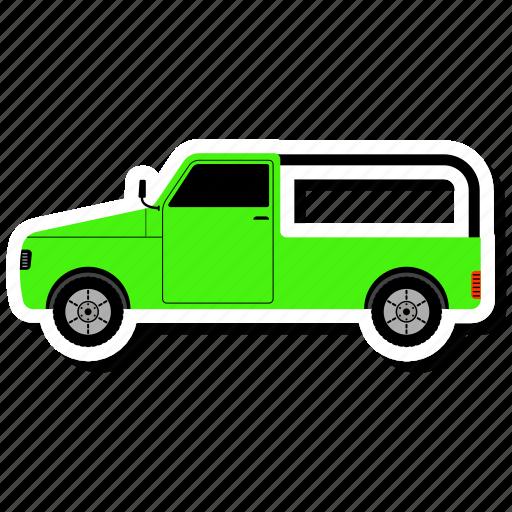 auto, car, transport icon