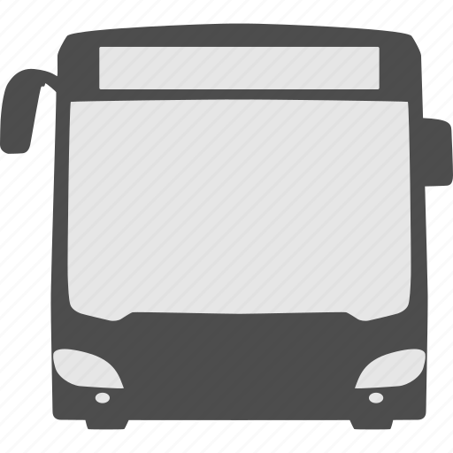 bus, public transportation, traffic, transport, transportation, travel, vehicle icon