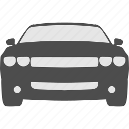 auto, car, muscle, traffic, transport, travel, vehicle icon
