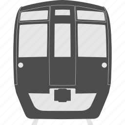 metro, public transportaion, subway, transport, transportation, travel, underground icon