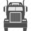 delivery, haul, lorry, shipping, transport, transportation, truck icon