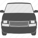 delivery, shipping, transport, transportation, van, vehicle icon