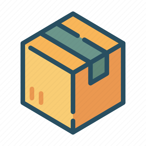 Box, delivery, package, packaging icon - Download on Iconfinder