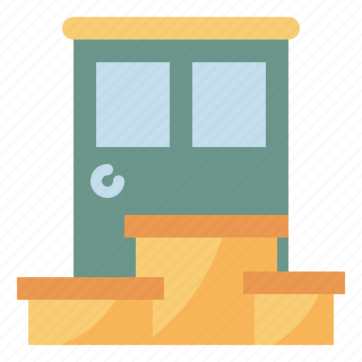 courier, delivery, shipping, transport icon