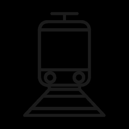 transportation, vehicle icon