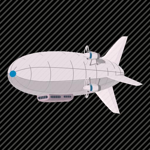 adventure, aerial, air, aircraft, airplane, airship, cartoon icon