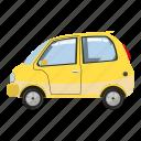 auto, automobile, automotive, car, cartoon, classic, drive