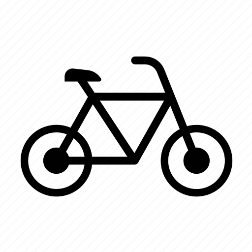 bicycle, bike, fill, sport, transport, transportation, travel icon