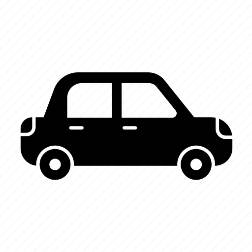 Car, familycar, fill, on road, transport, travel, vehicle icon - Download on Iconfinder