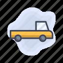 car, pickup, transport, truck