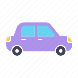 car, familycar, on road, transport, travel, vehicle icon