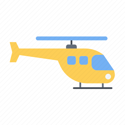 aircraft, flight, fly, helicopter, transport, travel icon