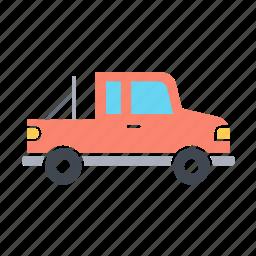 fourwheels, jeep, offroad, transport, vehicle icon