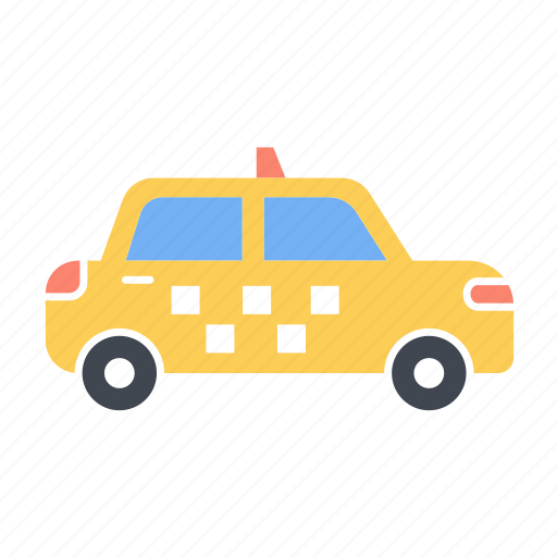 car, public, taxi, transport, transportation, vehicle icon