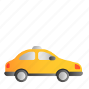 taxi, transportation, vehicle