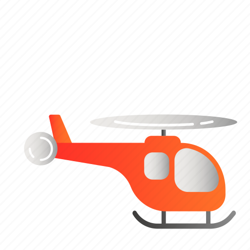 Helicopter, transportation, vehicle icon - Download on Iconfinder