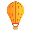 airship, balloon, transportation, vehicle
