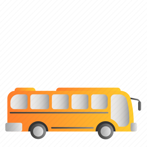Bus, transportation, vehicle icon - Download on Iconfinder