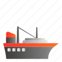 ferry, ship, transportation, vehicle