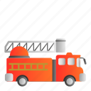 fire engine, transportation, vehicle