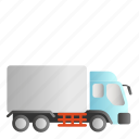 transportation, truck, vehicle