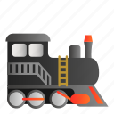 train, transportation, vehicle
