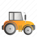 tractor, transportation, vehicle