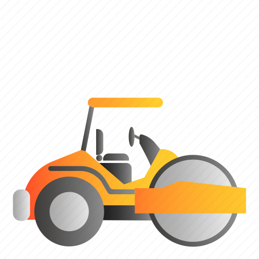 Compactor, transportation, vehicle icon - Download on Iconfinder