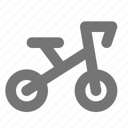 bicycle, bike, cycle, transportation icon