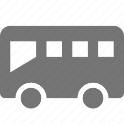 bus, shuttle, transportation, van icon